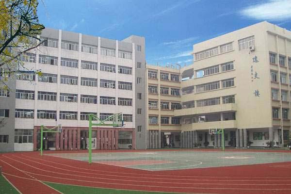南充技工学校