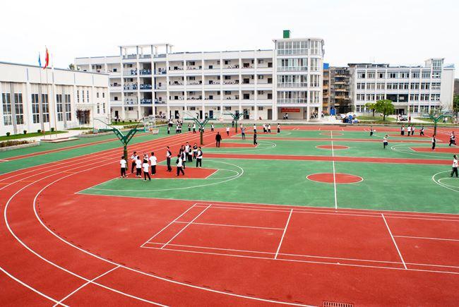 四川省江油市中坝职业中学校