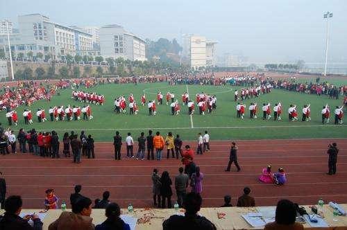 宣汉毛坝职业技术学校