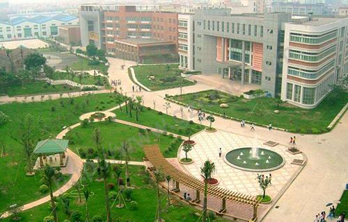 喀什职业技术学院