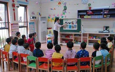 双语幼师专业