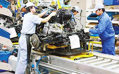 汽车制造与装配技术专业