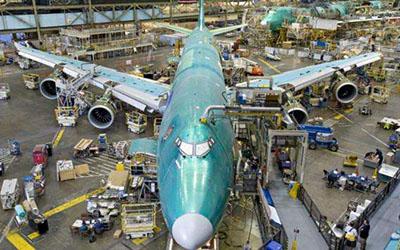 飞机电子设备维修专业