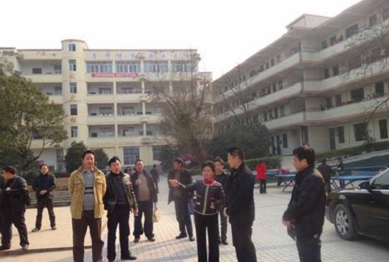 四川省资中县水南高级职业中学